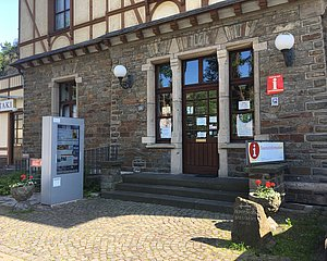 Tourist-Information, Altenahr, Ahrtal